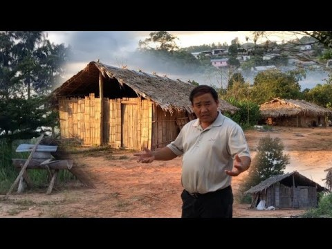 Hmoob chaw ua movie (Hmong Hollywood in Thailand)