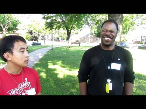 In Hmong - Vang and Cedric Talk Neighbors Forums, East Side Friends Bridging Cultures