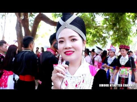 Hluas Nkauj hmoob Laos top noj peb caug 52
