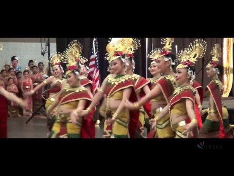 Stockton Hmong New Year Dance Comp 2019-2020 Rnd 2:  Ntxhais Koom Pheej