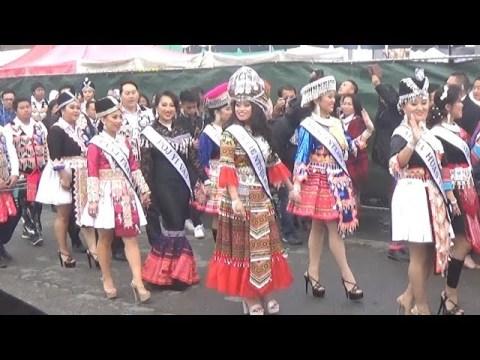 Sacramento Hmong New Year Celebration 2019-2020 first day