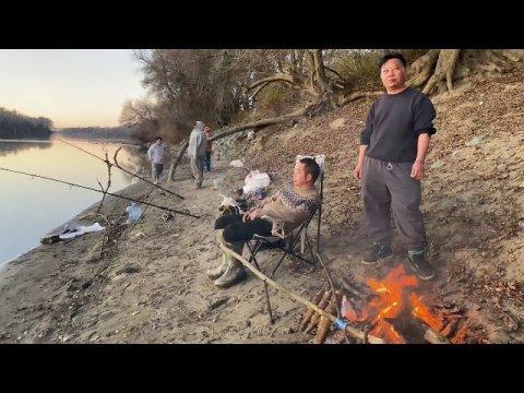 Hmong Sacramento fishing(1/5/2020)