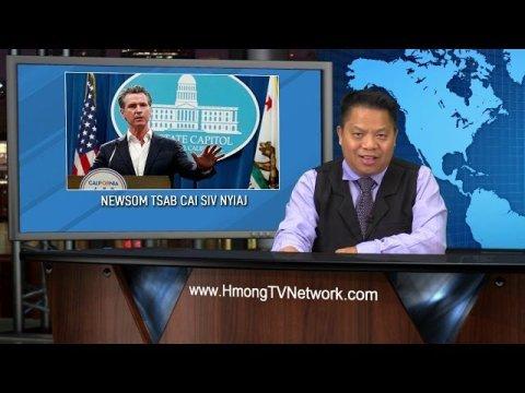 Hmong News 1/10/2020 - Xov Xwm Fresno & California