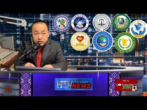 HTV NEWS: KOOM HAUM HMOOB HLUB HMOOB LOS YOG CAI HMOOB 1-17-20