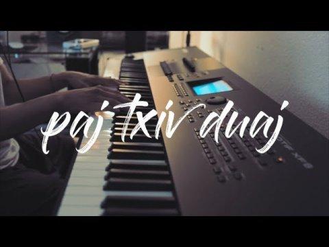 Paj Txiv Duaj - Hmong Song | Piano Cover
