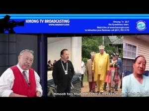 HMONG TV  VANG NHIA  thiab HUAB TAIS  WILLIS BIRD