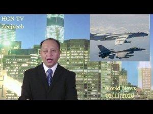 - Xuvxwm Txawv Tebchaws - World News in Hmong Language - feb 11, 20
