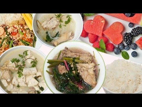 Hmong Postpartum: What you can/can't eat?| Nyob Nruab hlis, peb noj tau/noj tsis tau dabtsi?
