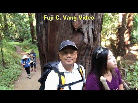 Fresno Hmong Hikers Part 1 (Mus Taug Kev Nce Roob)