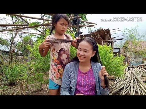 Ntxias plaub hau (hmong)