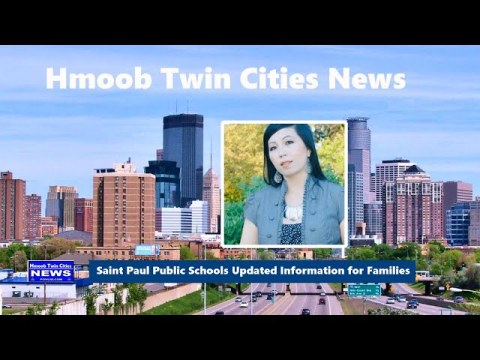 HMOOB TWIN CITIES NEWS:  Saint Paul Public Schools Updated Information to Families