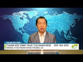 Xov Xwm Ntiaj Teb 5/2/20  Hmong News