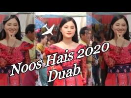 Duab nkauj Hmoob Noj 30 Noos Hais 2020
