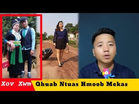 Xov xwm23May2020 qhuab ntua hmoob mekas