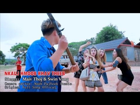 NKAUJ HMOOB KHAV THEEB (Maiv Thoj & Win Vang)Nkauj Tawm Tshiab