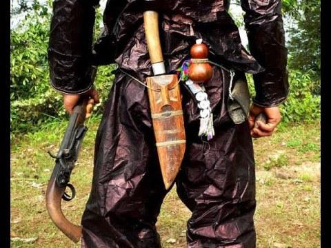 Người Hmong  Chủ Nhân Của  Cây Dao Mèo/ Chàm Núi