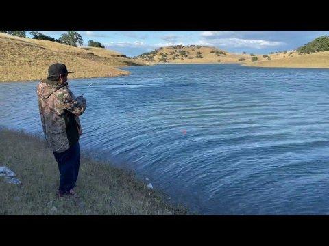 Hmong Sacramento fishing (indian lake,East park,black butte,ntses mus Quarantines tag lawm)
