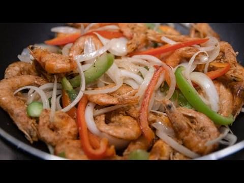 How to Make Hmong Salt and Pepper Shrimp