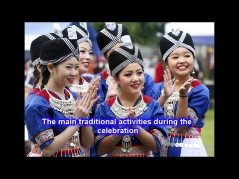 Let's learn something interesting about Hmong New Year...Saijai