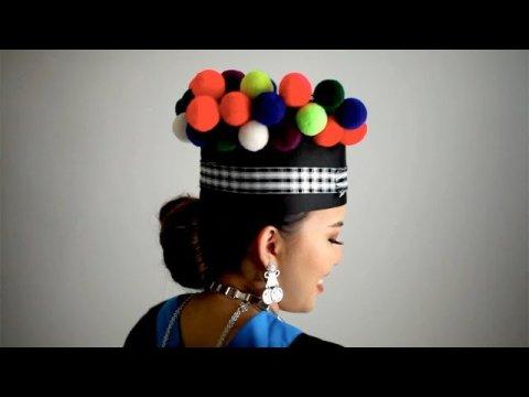 10 hmong hats | a visual series