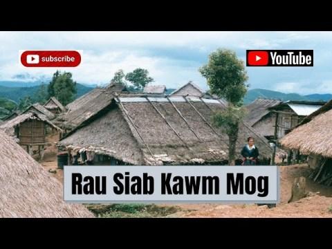 Rau Siab Kawm Ntawv Mog - By Hmong Inspiration