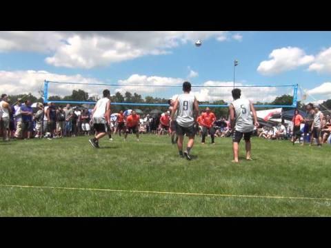 J4 Hmong Volleyball Rise vs Stuntz Game 1 Part 1