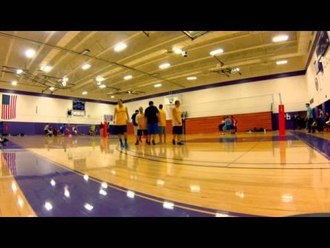 Hmong Volleyball UW-Sheboygan 2014 Finals