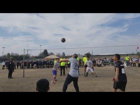 Critical vs Team California Semifinal (1st Set)