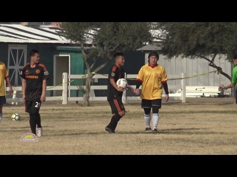 SOCCER Final Thib 3 Hmong Fresno New Year 2018