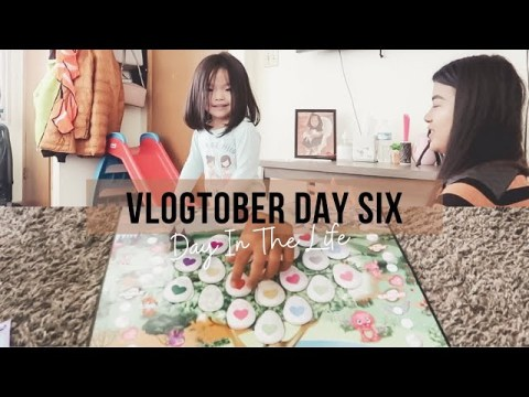 NonProductive Day In The Life Of A Hmong Mom | Dancing & Board Games | Vlogtober 2020 | Dash Of Liz