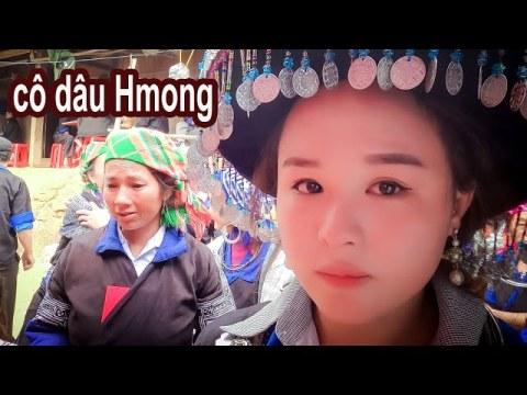 Cô gái Hmong HOT nhất Sơn La về làm dâu Mù Cang Chải - Cặp đôi tuyệt đẹp của núi rừng Tây Bắc