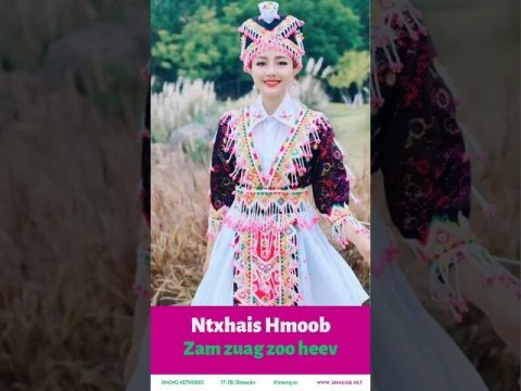 Khaub Ncaws Hmoob - Hmong Fashion New