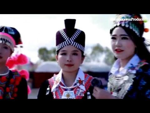 Noj peb caug xeev khuam 2020 -2021 - Hmong New Year Ntxhai Hmoob zoo nkauj Day 1: part 2 of 2