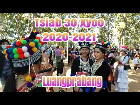| Laos | - Hmong New Year 2021 In Luangprabang world Heritage City Close Today. 17/12/2020.