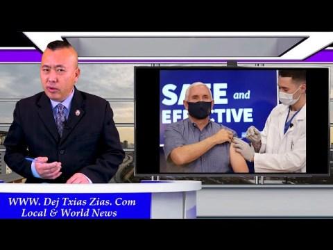 12/19/20. Xov Xwm Puv Ntuj/Hmong Best World News/Special News Reporter/Xov Xwm Ntiaj Teb/World News.