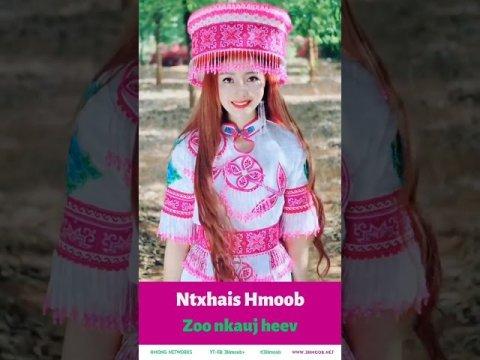Hot Girl Hmong Show Fashion - Khaub Ncaws Tawm Tshiab