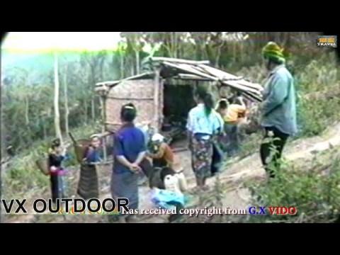 Hmoob Toj Siab / Travel to Asian Small Village 2020