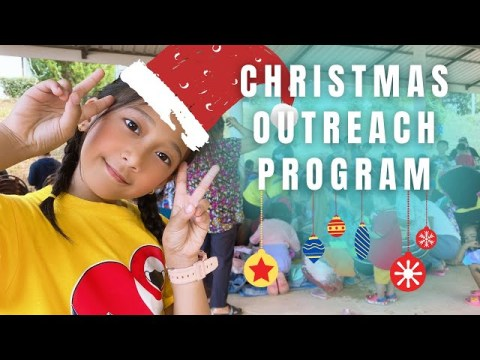 SNCFC CHRISTMAS GIFT GIVING ACTIVITY TO THE HMONG TRIBE IN THAILAND