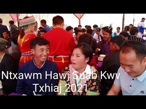 Ntxawm Hawj _ suab kwv txhiaj xyoo no 2021_ nco qub hluas nraug kho siab. Funy