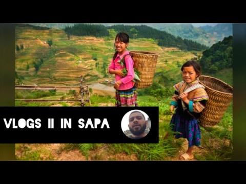 MEET WITH THE BLACK HMONG LAO CHAI SAPA IN VIETNAM