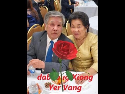 Hmong USA Post: (Dab laug Xiong Vang Slide show PART 1)