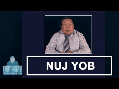 Nuj Yob - (Hmong Folktale)