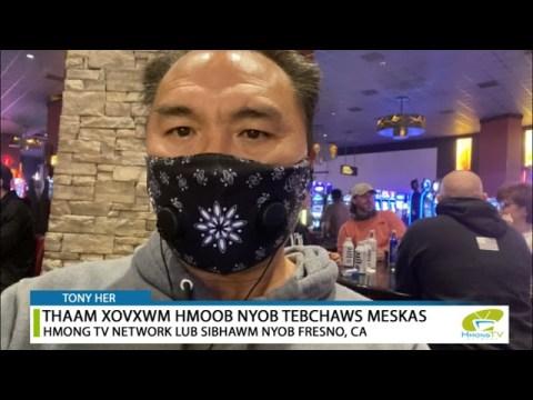 XUVXWM HMOOB HAS TAWM NYOB MESKAS TEB-HMONG AMERICAN'S NEWS.
