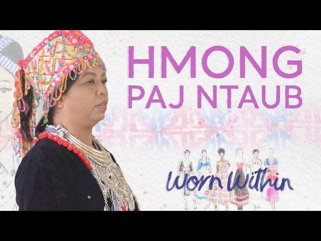 How did the Vietnam War change Hmong Paj Ntaub? | Worn Within