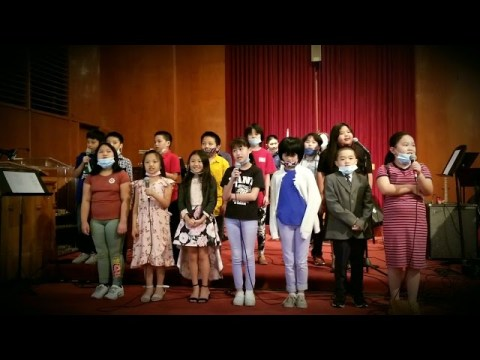 Kids Ministry- Open the Eyes (english/hmong)