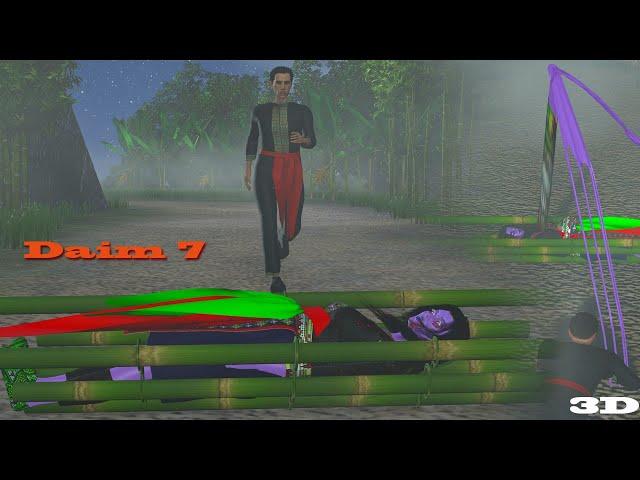 Daim 7 - Tuag ua dab mam los cab (3D Hmong Ghost Story)