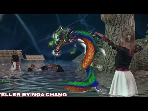 Dab neeg-hmong legend scary story action! Zaj kuav zo hmoob
