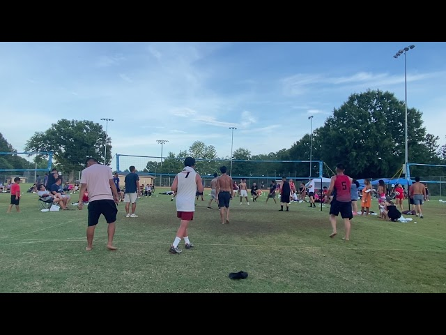 Men Hmong Volleyball Tournament GA 2021 Game 1 - Part 2