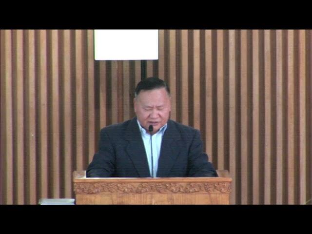 First Hmong CMA - Sunday Service 7/18/2021