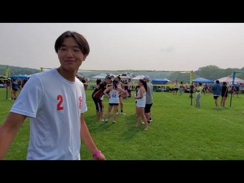 Hmong Wausau Festival 2021 Women's Volleyball Winnesota vs Heatwave G2